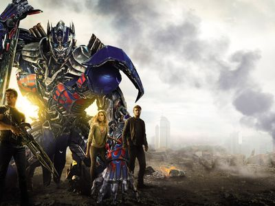 watch Transformers: Age of Extinction streaming