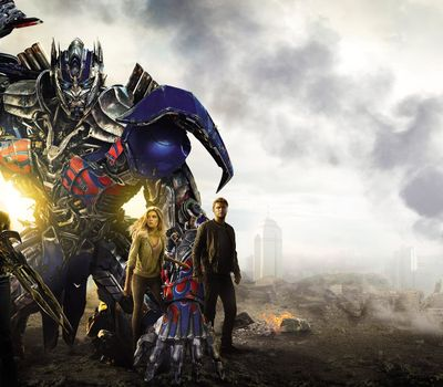 Transformers: Age of Extinction online