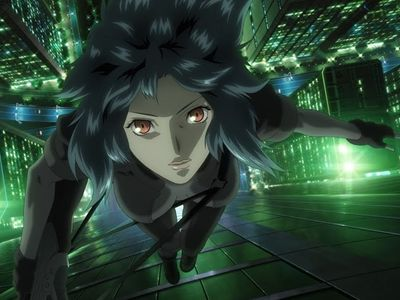 watch Ghost in the Shell: Stand Alone Complex streaming