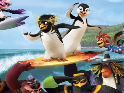 watch Surf's Up 2: WaveMania streaming