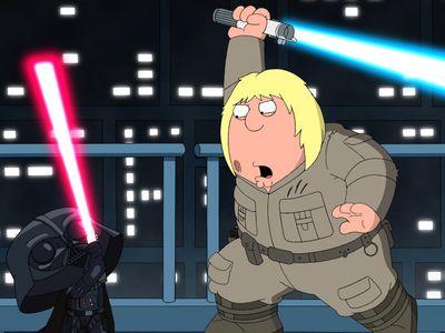 watch Family Guy Presents: Something, Something, Something, Dark Side streaming