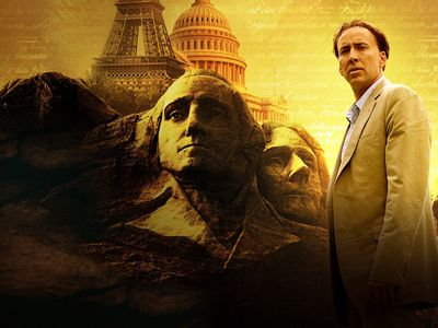 watch National Treasure: Book of Secrets streaming
