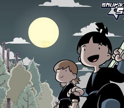 Shuriken School online