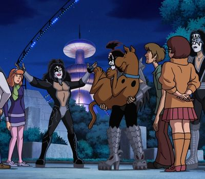 Scooby-Doo! and Kiss: Rock and Roll Mystery online