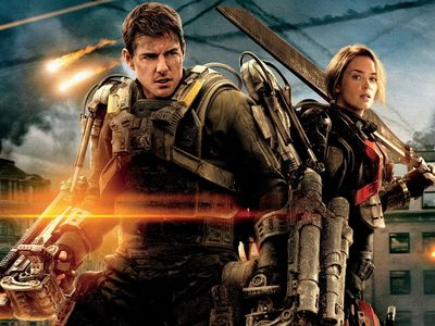 watch Edge of Tomorrow streaming