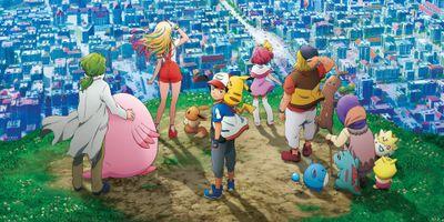 Pokémon, le film : Le pouvoir est en nous STREAMING