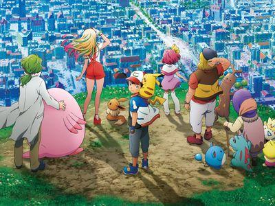 watch Pokémon the Movie: The Power of Us streaming