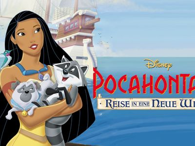 watch Pocahontas II: Journey to a New World streaming