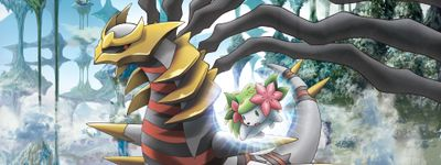 Pokémon : Giratina et le Gardien du Ciel online