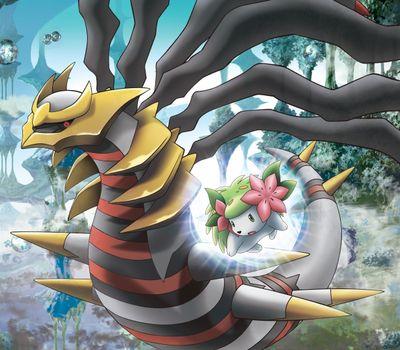 Pokémon: Giratina and the Sky Warrior online