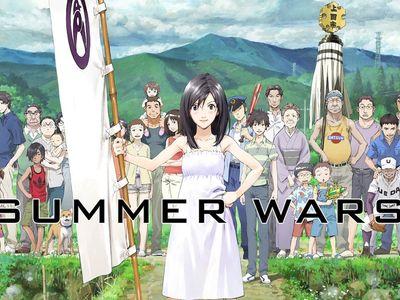 watch Summer Wars streaming