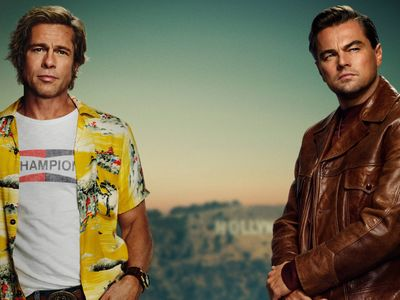 watch Once Upon a Time… in Hollywood streaming