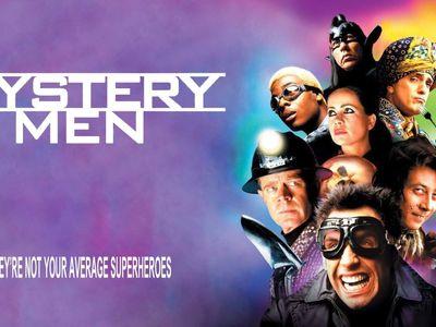 watch Mystery Men streaming