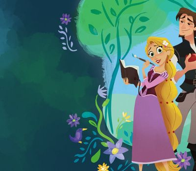 Tangled: Before Ever After online