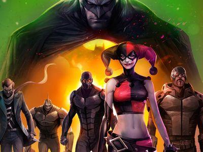 watch Batman: Assault on Arkham streaming
