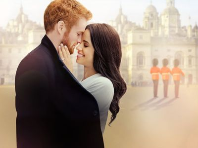 watch Harry & Meghan: A Royal Romance streaming