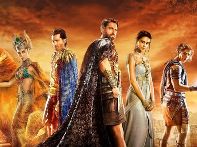 watch Gods of Egypt streaming
