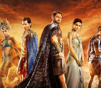 Gods of Egypt online