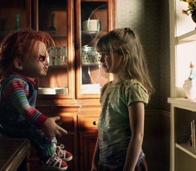 Curse of Chucky online