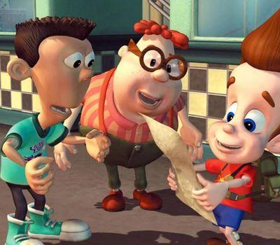 The Adventures of Jimmy Neutron: Boy Genius online