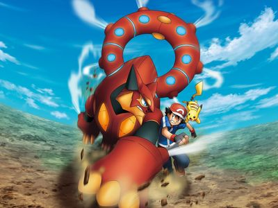 watch Pokémon the Movie: Volcanion and the Mechanical Marvel streaming