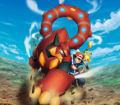 Pokémon the Movie: Volcanion and the Mechanical Marvel online