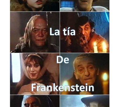 Frankenstein's Aunt online
