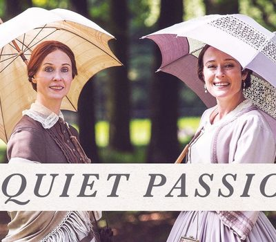 A Quiet Passion online