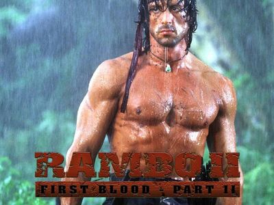 watch Rambo: First Blood Part II streaming