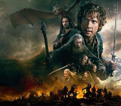 The Hobbit: The Battle of the Five Armies online