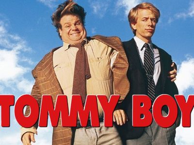 watch Tommy Boy streaming