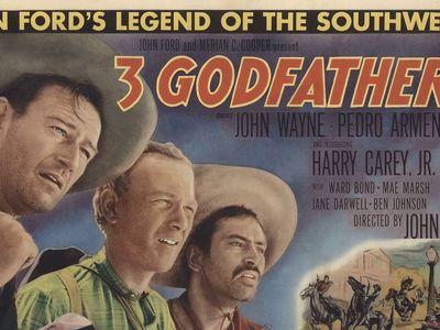 watch 3 Godfathers streaming