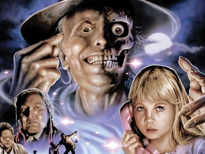 watch Poltergeist II: The Other Side streaming