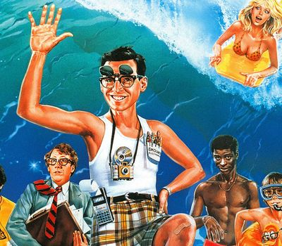 Revenge of the Nerds II: Nerds in Paradise online