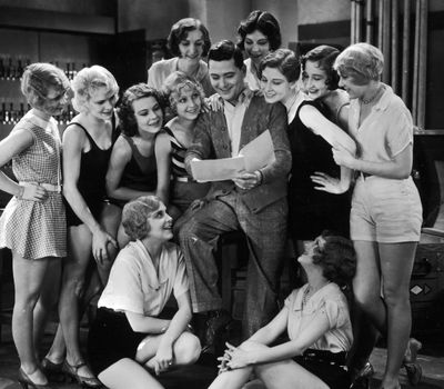 The Broadway Melody online