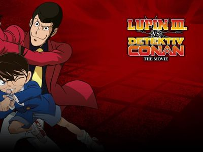 watch Lupin the Third vs. Detective Conan: The Movie streaming