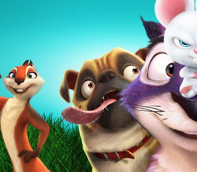 The Nut Job 2: Nutty by Nature online