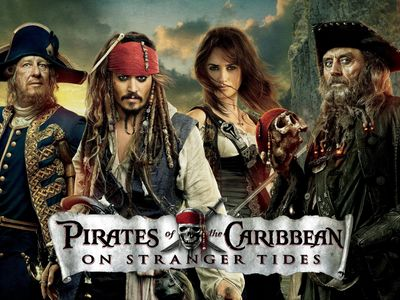 watch Pirates of the Caribbean: On Stranger Tides streaming