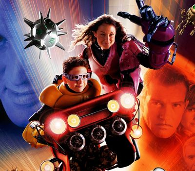 Spy Kids 3-D: Game Over online