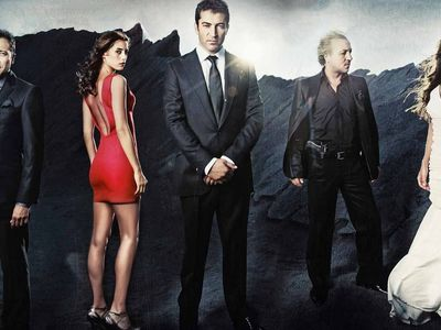 watch Ezel streaming