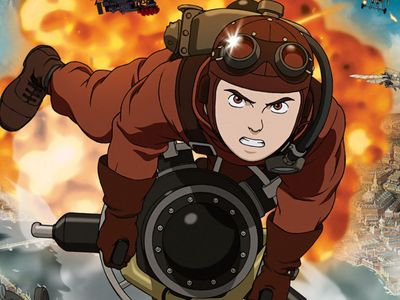 watch Steamboy streaming