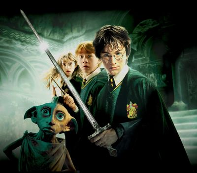 Harry Potter and the Chamber of Secrets online