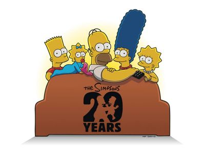 watch The Simpsons 20th Anniversary Special - In 3D! On Ice! streaming