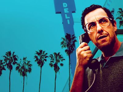 watch Sandy Wexler streaming