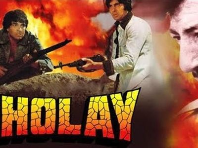 watch Sholay streaming