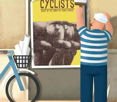 Cyclists online