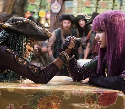 Descendants 2 online