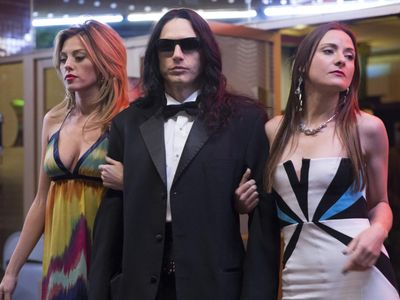 watch The Disaster Artist streaming