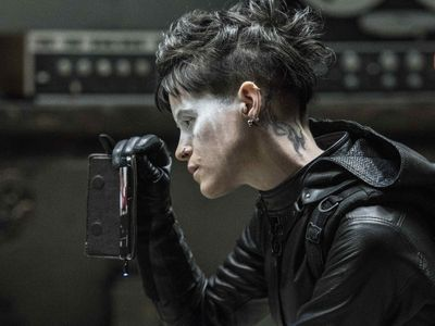 watch The Girl in the Spider's Web streaming
