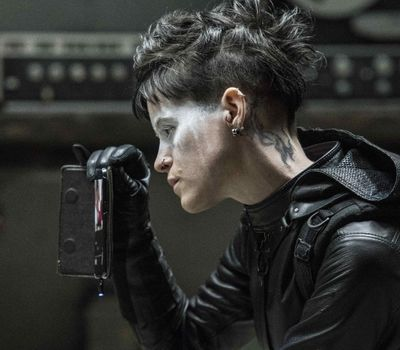 The Girl in the Spider's Web online
